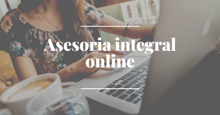 Asesoria integral online