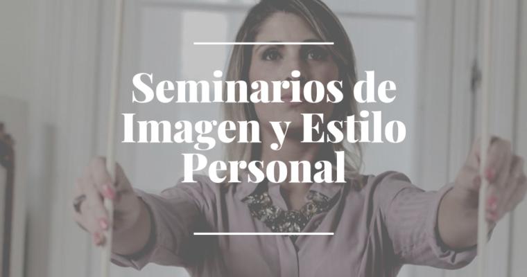 Seminarios de imagen y estilo personal