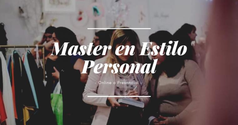 Master en Estilo Personal ONLINE