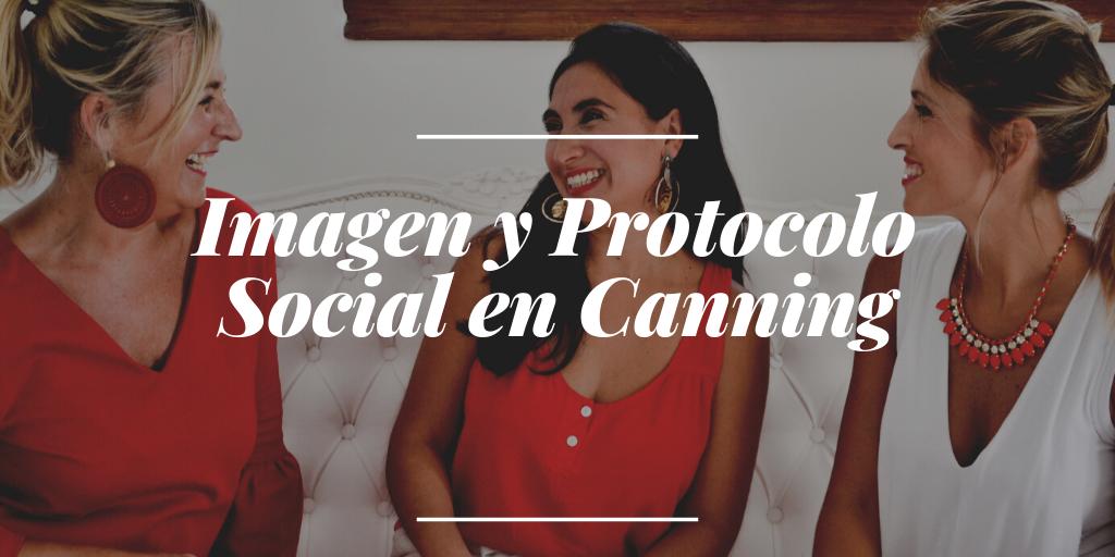 Imagen y Protocolo Social